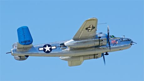 "North American TB-25N Mitchell ""Old Glory"""