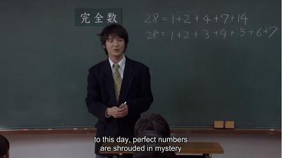 "255. Japanese director Takashi Koizumi's film ""Hakase no aishita sushiki"" (The Professor and His Beloved Equation) (2006), based on an award-winning Japanese novel by Yoko Ogawa: Melding the magical world of numbers and mathematics with invisible etern..."