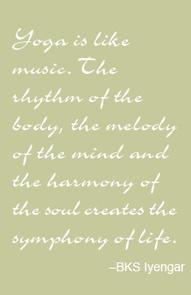 Beautiful & Inspiring Yoga Quotes