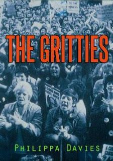 the gritties by philippa davies front cover detail