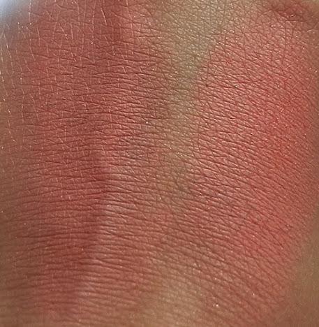 Swatches: Blush: Stila: Stila Custom Color Blush Self Adjusting Coral Swatches