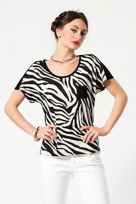 Ladies Summer Tops  Pants Collection 2012