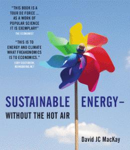 Book Review: Sustainable Energy – Without the Hot Air