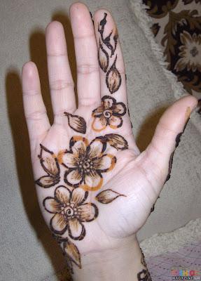 Latest Mehndi Henna Designs For Eid