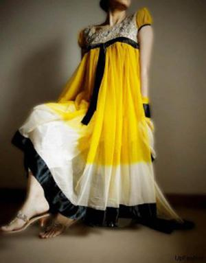 Latest Casual and Party Dresses for Girls 2012