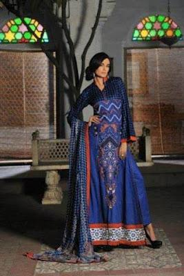 Lala Mid Summer And Eid Lawn Collection 2012
