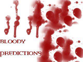 Bloody Predictions: Week 3