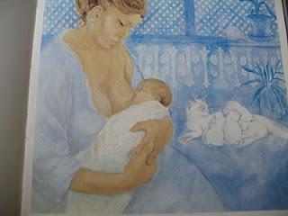 Children's books about breastfeeding