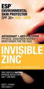 INVISIBLE ZINC® ESP™  Environmental Skin Protector