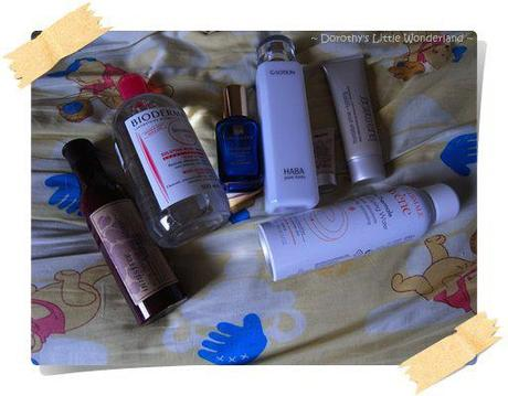 What's in my travel utilities bag?