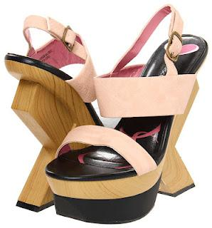 Shoe of the Day | Promiscuous Spencer Sandals