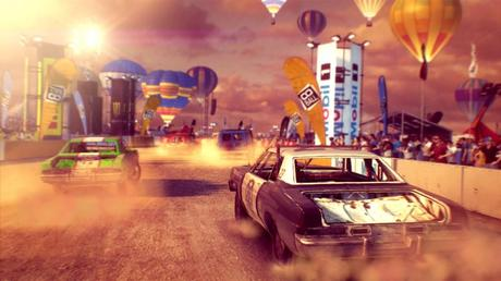 S&S; Review: Dirt Showdown