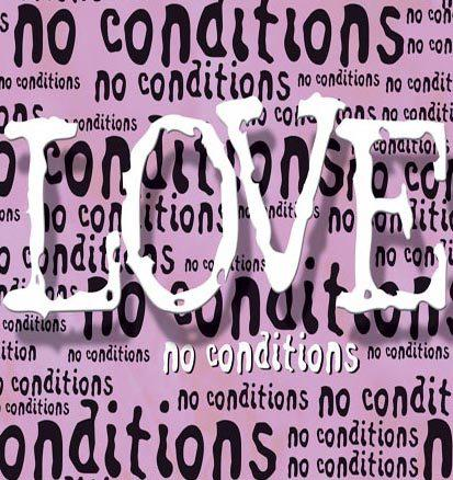 Why journal -What is Unconditional Love?