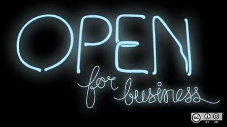 Building an open business