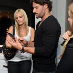 Joe Manganiello Samsung Galaxy Launch Michael Kovac Getty