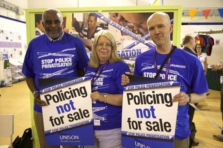 An Unexpected Ambassador – Neville Lawrence speaks out against privatisation of the Police
