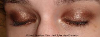 Milani Shadow Eyez 12 Hr Pencil in Brown Deluxe