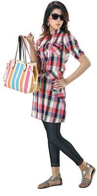 Cougar Young Girls Summer Fashion Dresses Collection 2012