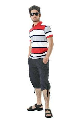 Cougar Casual Summer Wear Collection 2012 For Boys