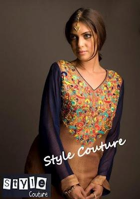Bridal & Wedding Party Dresses New Fashion by Style Couture 2012 Collection
