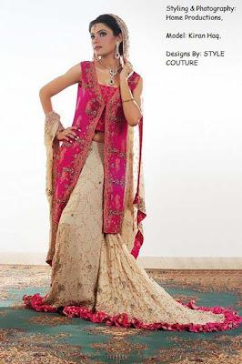 Bridal & Wedding Party Dresses New Fashion 2012 by style couture
