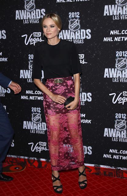 A Celebrity Moment: More Diane Kruger