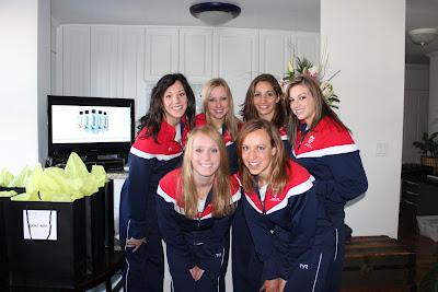 Breakfast with Infusium 23 & the US Synchronized Swimming Team