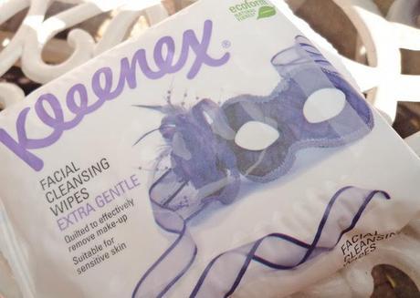 Kleenex Facial Cleansing Wipes