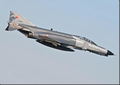 Turkish Air Force F4