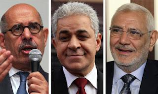 Egyptian Presidential Election Results? Pending!