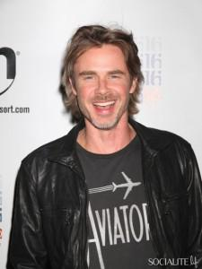 sam trammell vegas red carpet 06172012 08 435x580 225x300 25 Things You Dont Know about Sam Trammell