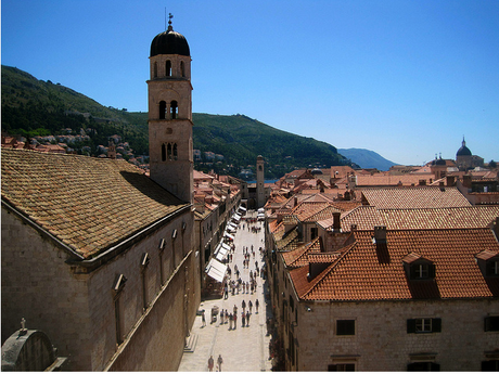 Dubrovnik, A Nice Place for Cats