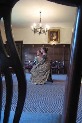 LOVELY JANEITES - ELI MURTON, ON BECOMING JANE