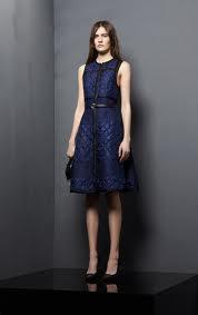 Navy blue blazer 2012 fall designer fashion minnesota mn laws of fashion stylist personal shopper