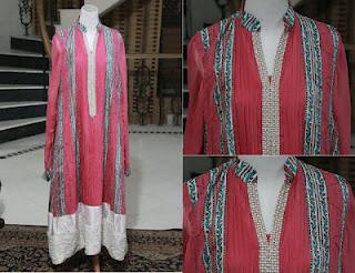 Latest Dresses For Eid 2012 By Bushra Anjum