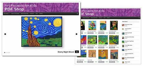 My New PDF Store!