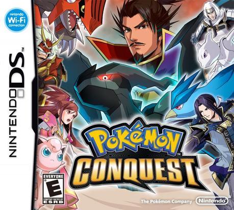 S&S; Reviews: Pokemon Conquest
