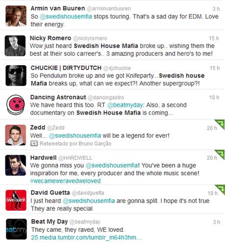 Farewell // Swedish House Mafia