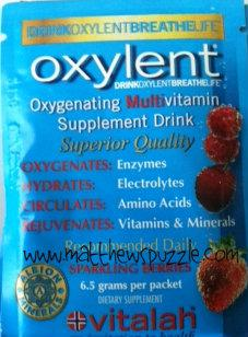 Oxylent Multivitamin Drink Review