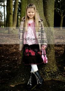 Portrait Photographer | Woodland Portraits | Rugby | Warwickshire
