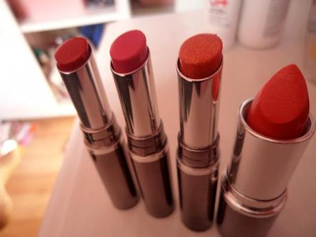 Marks and Spencer Lipstick Haul