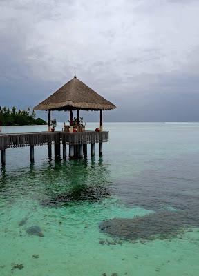 The holiday bubble - Les Maldives