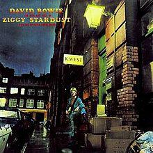Me and Ziggy Stardust – 40 years on – and five lessons for your branding