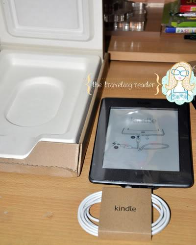 Review: Kindle Touch (Part 1)