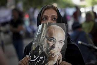 Anguish at Shafiq loss