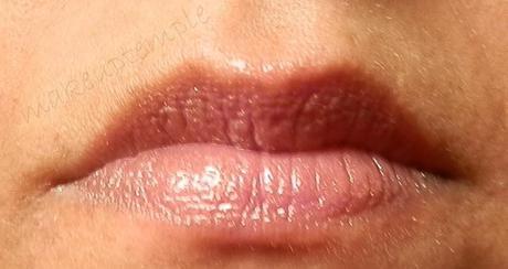 Swatches: Lips: Lip Stick : Revlon: Revlon Colour Bust Lip Butter 025 Peach Parfait Swatches