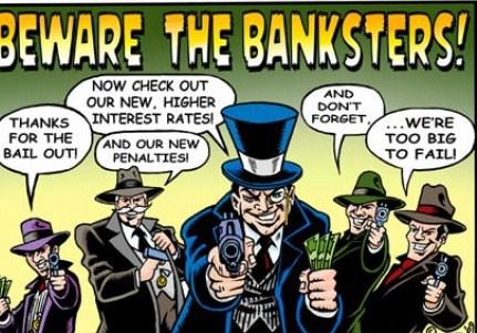 """Monday's Mobbed-Up Markets – """"Investment Banks are the Mafia"""""""