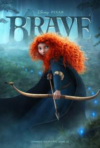 Review #3563: Brave (2012)