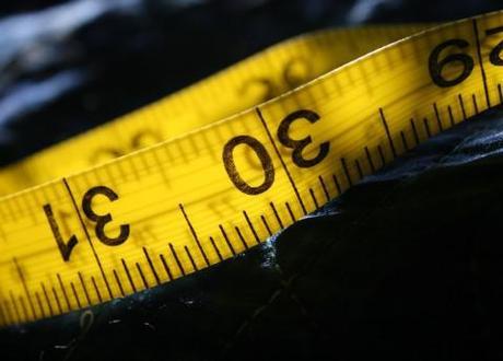 Health warning over waist size
