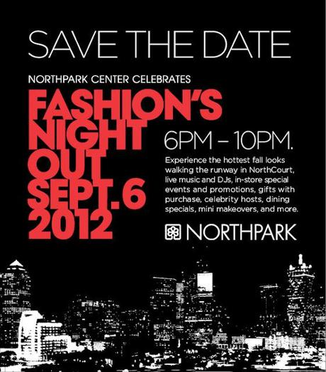 Save the Date: Fashion's Night Out